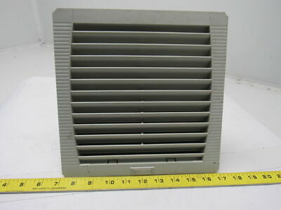 Pfannenberg PF 43000 LT GY Electrical Enclosure Filter Fan 115V 50/60HZ 155CFM