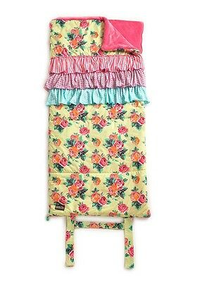 NWT Matilda Jane Once Upon A Time Rosy Outlook Sleeping Bag Yellow Rose NEW