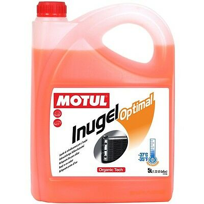 MOTUL Liquido anticongelante INUGEL OPTIMAL -37ºC 5L