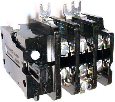 GE Overload Relay 3 Pole Size 2