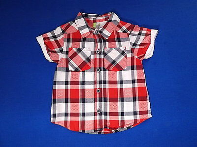 Chemise 9 Mois Orchestra Rouge