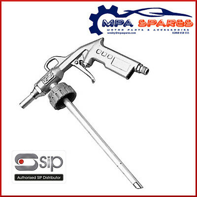Sip 02156 Trade Maxi Coat Underbody Gun - 6.0 Cfm - Rust Stone Chip