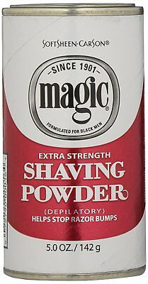 BEAUTY ENTERPRISES - Magic Extra Strength Shaving Powder Red - 5 oz. (14 g)
