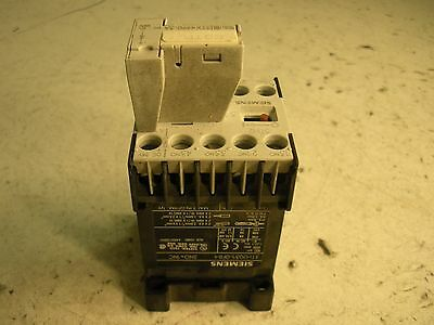 Siemens Contactor , 3TH2031-0FB4 with Siemens Surge Suppressor