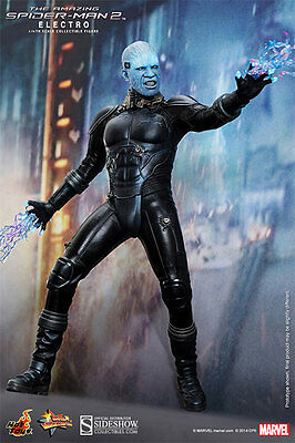 Hot Toys Marvel Amazing Spider-Man Electro Sixth Scale Figure: MMS246 - Foxx