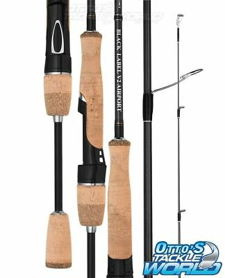 Daiwa Black Label V2 Airport 73HFS Travel Spin Rod BRAND NEW at Otto's