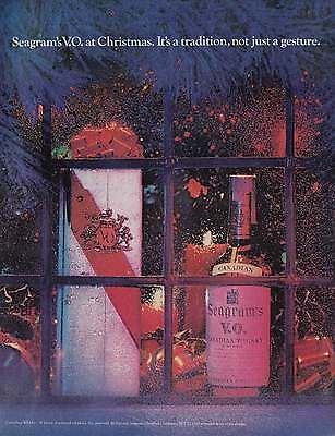 1968 Seagram's VO: Christmas (14090)