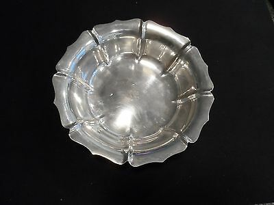 """Tiffany & Co. 6.75"""" Sterling Silver Dish or Bowl - 771 Pattern Number on Bottom"""
