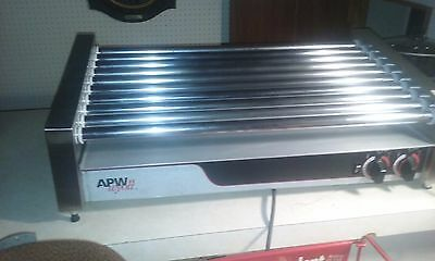Stainless Commercial Hot Dog Warmer/Cooker