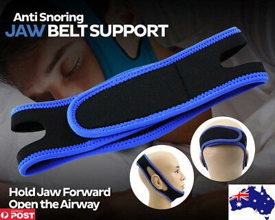 Anti Snoring Jaw Belt Support Anti Snore Strap