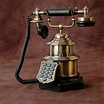 1949 White House pure metal retro Antique phone Vintage corded telephone F071
