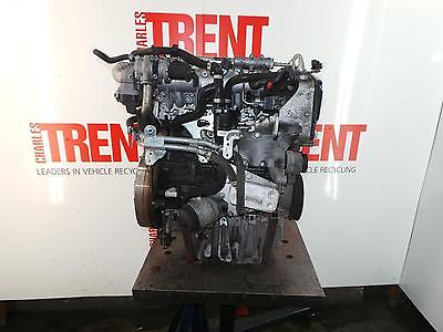 2006 SAAB 93 Z19DT 1910cc Diesel 4 Cylinder Manual Engine Pump Injectors Turbo