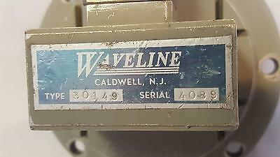 Waveline 30149 Wr187 Waveguide To Coax N(F) Adapter