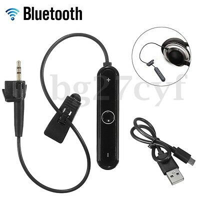 Bluetooth Wireless Adapter Receiver Cable ForBose AE2 AE2i AE2w Headphone
