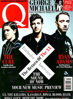 Q Magazine NEW March 2017 The Return of the XX