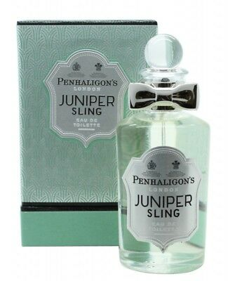 Penhaligon's Juniper Sling Eau De Toilette 100Ml Spray. New. Free Shipping