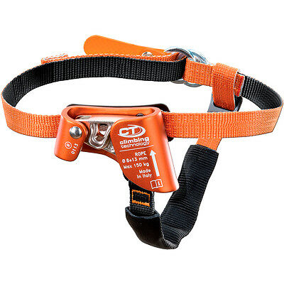 CT Quick Step Climbing Rope Ascender - Right, Caving , Arborist, Rope Access