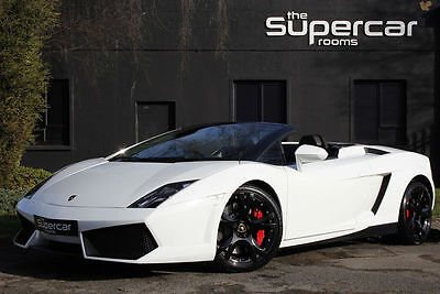 Lamborghini Gallardo 5.2 ( 550bhp ) Roadster E-Gear LP550-2