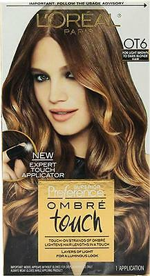 1 x Loreal Superior Preference Ombre Touch OT6
