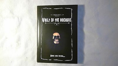 Vault of the Macabre by Darren Field Paperback Book (English)