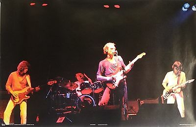 Dire Straits 25x38 Live On Stage Music Poster 1979