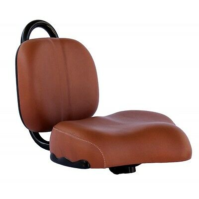"""20/"""" Lowrider Polo Bicycle Seats W//Button Red-220578"""