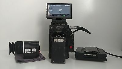 Red Epic-M Dragon Camera Package