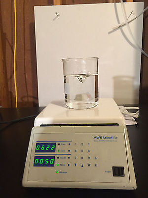 VWR Digital Hotplate and Stirrer - Great Condition!
