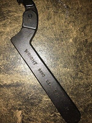 Wright Usa Spanner Wrench Size 3/4 - 2