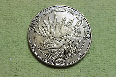 Token-Coin-Medal-Moose-North American Hunting Club