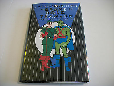 DC Archives  The Brave and the Bold Vol. 1  1st Teen Titans  Batman  Alex Toth