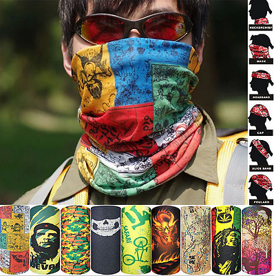 Magic scarf riding outdoor mask breathable anti ultraviolet sport scarf