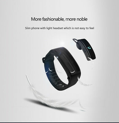 XGODY Waterproof Bluetooth Smart Watch Phone Mate Sim Camera For Android iPhone