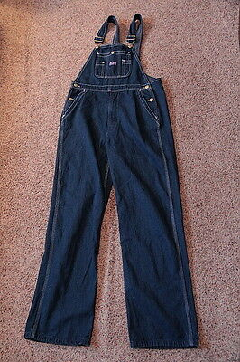 Big Smith 100% Cotton Overalls Youth/Juniors Sz. 20