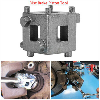 "New Rear Disc Brake Caliper Piston Rewind/Wind Back Cube Tool 3/8"" Drive Tool mh"