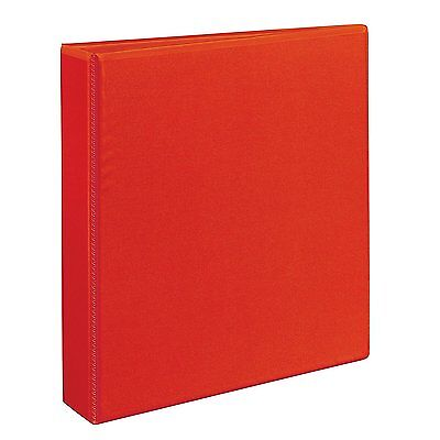Avery Heavy Duty View Binders with One Touch EZDTM Ring, Holds 8-1/2 Inch x 11 1