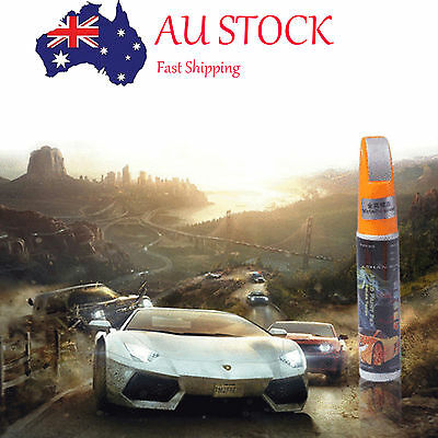 Silver Fix It Auto Scratch Repair Remove Pen Touch Up Pen Portable And Easy #01
