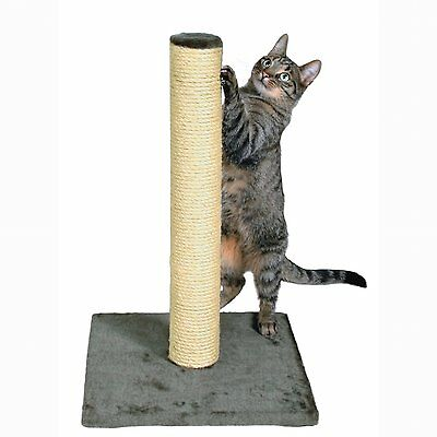 Parla Platinum Scratching Post 62 cm Cat Scratcher Sharpen Claws Natural Sisal
