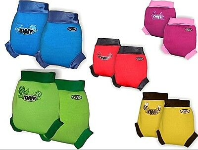 Twf Swim Nappy Neoprene Shorts Baby Toddler Infant  Reusable Swimming Nappies