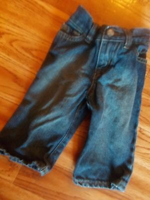 Size 6-9Mo. Childrens Place Jeans