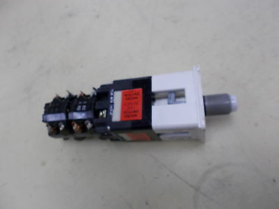 Micro Switch, Switch Selector Including 2 Contact Blocks, 911CRA011BC