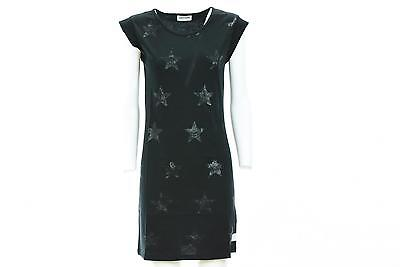 CONVERSE donna abito 10004946-A03 JERSEY DRESS CT OPTICAL P17