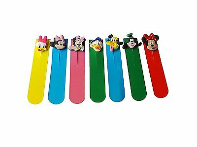 AVIRGO Magnetic Bookmarks Page Markers Colorful 7 pcs Set # 70 -16