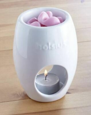 Bolsius Creations Aromatic Wachs Melts Duftblüten optional mit Lampe + Teelicht
