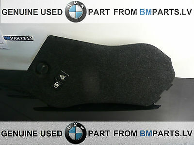 Genuine Bmw 1 Series E81 E87 Box Warning Triangle For First Aid Kit 51477157114