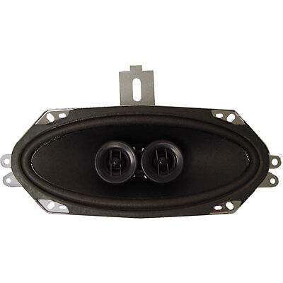 68-72 Pontiac GTO Tempest Bracketed Dual Voice Coil Speaker, Classic Speakers
