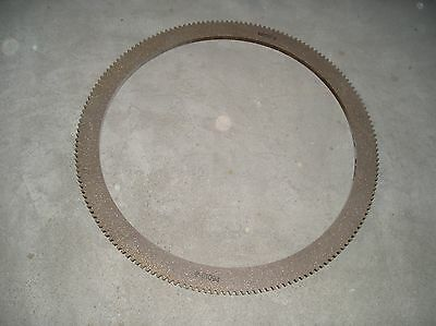 Clearing Brake Friction Disc