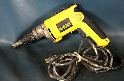 Dewalt Dw272 Electric Powered Dry Wall Screwgun Power Tool