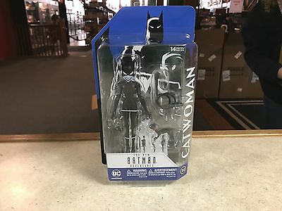 "2017 DC Direct New Batman Adventures Animated BLUE BLACK CATWOMAN 6"" Figure MOC"
