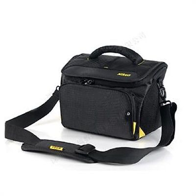 UK Digital DSLR SLR Camera Lens Shoulder Case Bag for Nikon Canon EOS Sony